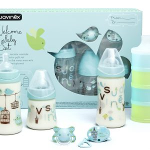 Welcome Baby Set Suavinex - Verde